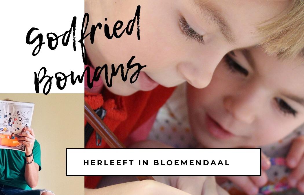 Godfried Bomans herleeft in Bloemendaal
