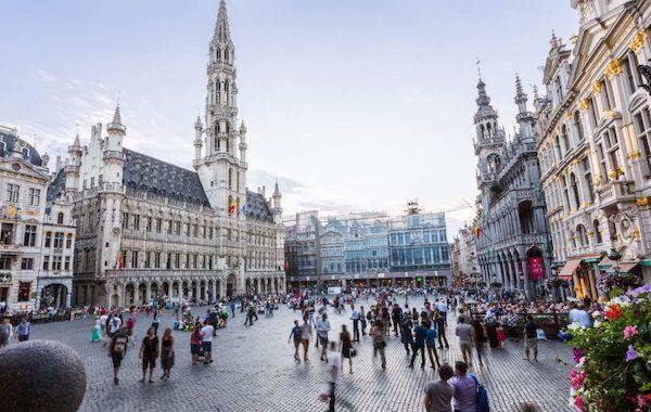 Buurtpensioen TijdSparen in Brussel